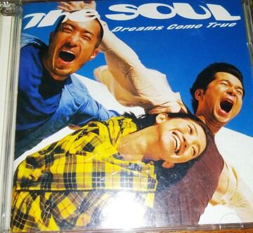 2枚組ベストCD DREAMS COME TRUE グレイテストヒッツ THE SOUL ドリカム