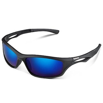 Duduma 偏光レンズ メンズスポーツサングラス 超軽量 UV400 紫外