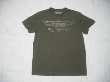 47 男 ラルフローレン 緑 半袖Tシャツ M