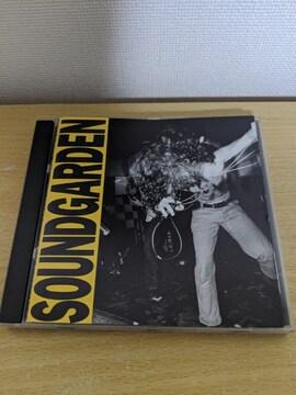 SOUNDGARDEN(サウンドガーデン)「LOUDER THAN LOVE」オルタナティヴ・ロック