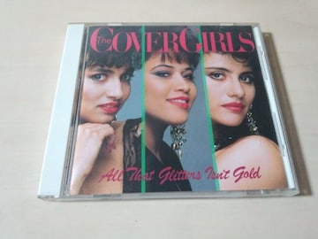 カバー・ガールズCD「オール・ザット・グリッターズCOVER GIRLS