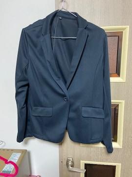 美品 紺のジャケット