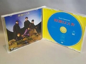 レベッカ 「REBECCA IV Maybe Tomorrow」高音質2013年リマスター盤