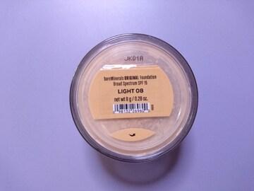 ベアミネラル■ファンデーション light 8g