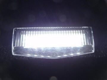 激光! LED ナンバー灯 交換式プリウスアルテッツァジータ CT200Hメビウス