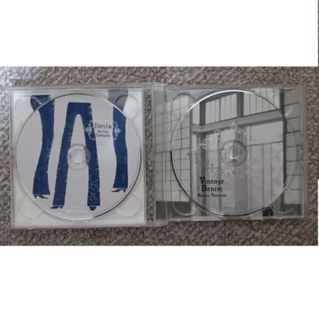 KF  竹内まりや  Denim デニム 初回限定盤 2CD < タレントグッズの