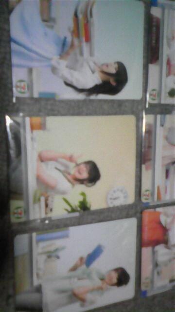 水樹奈々☆トレーニングカード6枚セット  < タレントグッズの