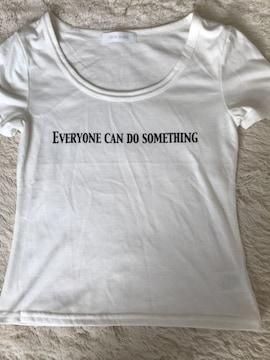 CECIL Mc BEE  半袖Tシャツ  Mサイズ