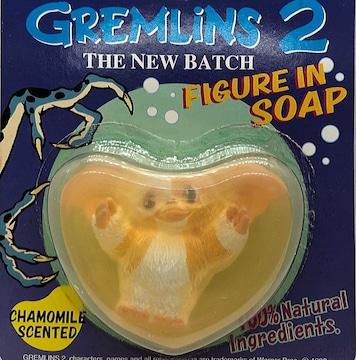 GREMLINS 2 グレムリンフィギュア&SOAP