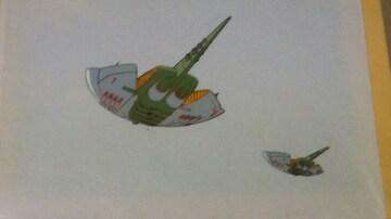 宇宙戦艦ヤマトセル画A29デスバーテーター