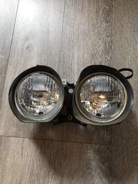 CBR250RR mc22 純正 ヘッドライト ライト バルブ 付き