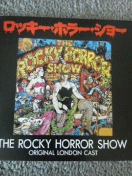 ロッキー・ホラー・ショー 中古CD サントラ カルト