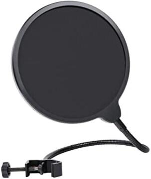 MAONO ポップガード ポップブロッカー ネット外直径14.7cm 二重