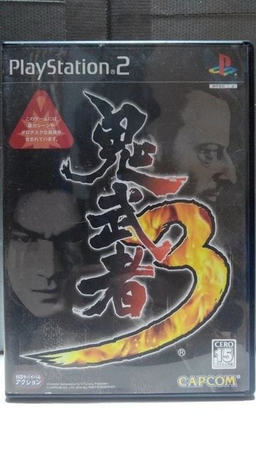 PS2 鬼武者3  < ゲーム本体/ソフトの