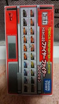 トミカ くじ22 ファイヤーファイターコレクション トヨタ ボクシー はしご車 未使用 新品