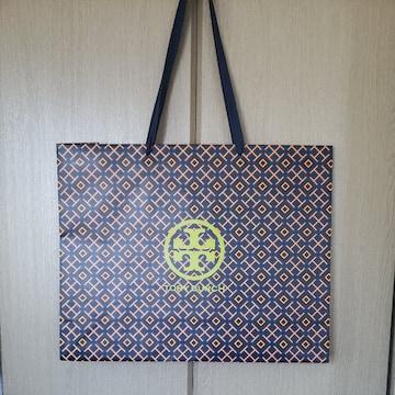 【Tory Burch★ショップ袋】大サイズ♪プレゼントなどに♪
