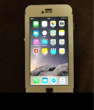 iPhone 6 Plus Space Gray 128 GB docomo