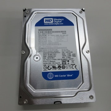 Western Digital 500GB  WD5000AAKX