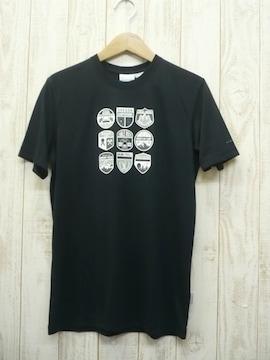 即決☆コロンビア 特価 ポンプトンハーバー Tシャツ BLK/M 新品