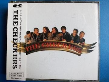 チェッカーズ 3枚組ベストアルバム 帯付