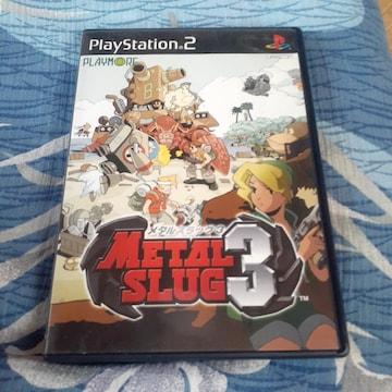 メタルスラッグ3 PS 2ソフト