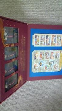 グリーティング切手「はろうきてぃ」とオリジナル根付けセット(キティ)