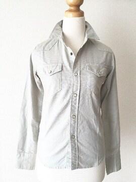 ☆新品☆[DRWCYS]デニム生地・長袖ジャケット・定価9,500円