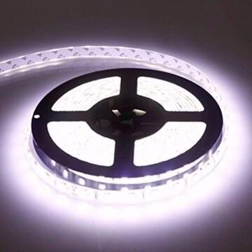 LEDテープ 防水 24V 5m 300連SMD5050 ホワイト