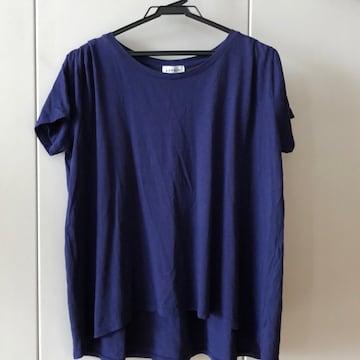 今季、レプシムのカットソー。ドルマンTシャツ。