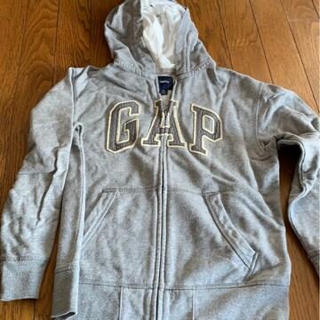 GAP★グレーカジュアル★パーカー★サイズ140