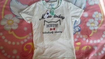 新品☆定価2900円重ね着Tシャツ