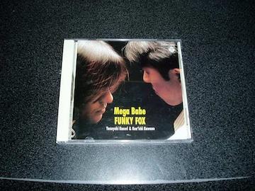 CD「ファンキーフォックス/メガベイブ」エレクトーン  94年盤