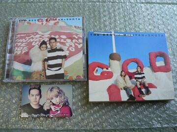 加藤ミリヤ×清水翔太【THE BEST】初回盤(CD+DVD)カード付他出品