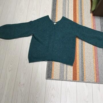 スタディオクリップstudio clipニットLサイズ丈57身幅50セーター