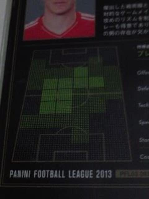 パニーニフットボールリーグPFL03[バスティアンシュバインシュタイガー]非売品ver5枚セット < トレーディングカードの