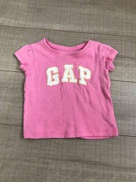 babyGapピンク半袖T70