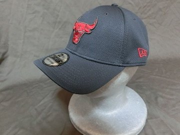 ◇USA購入【NEWERA】39THIRTY NBA【CHICAGO BULLS】ロゴ刺繍CAP