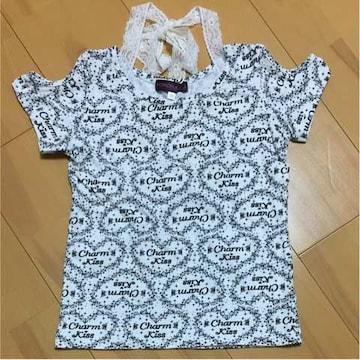 Tシャツ  POMONA KISS