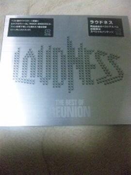 未開封ベストCD LOUDNESS(ラウドネス)THE BEST OF REUNION