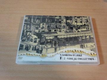 藤木直人DVD「F△7 -VISUAL COLLECTION」●