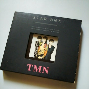 CD TMN STAR BOX