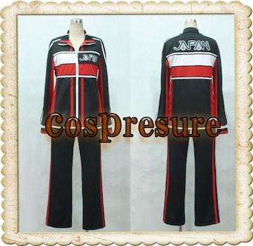 テニスの王子様 U-17選抜 黒ジャージ◆コスプレ衣装