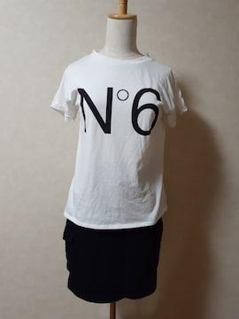 OZOC・Tシャツ・白・スカートおまけ・2点セット
