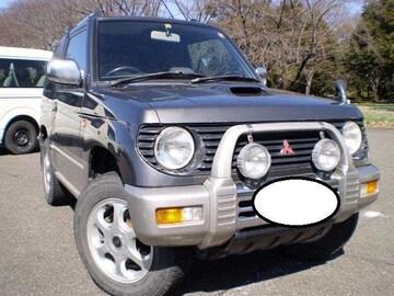 激安売切り稀少マニュアルターボ4WD車検満タン人気のガンメタ