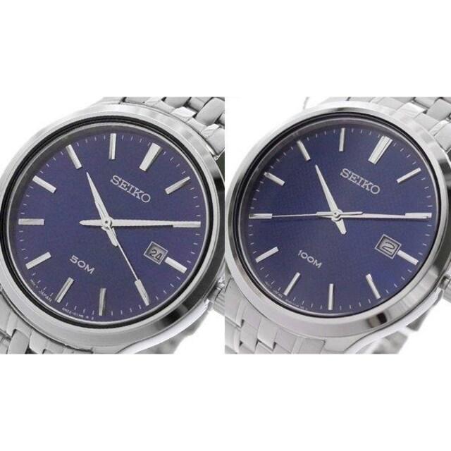 新品 即買い■【ペア2本組】セイコー腕時計 SUR291P1 SUR651P1 < ブランドの