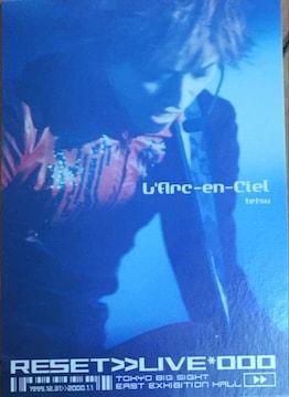L'Arc-en-Ciel tetsu トレーディングカード