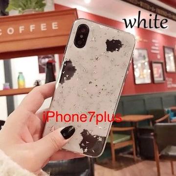 ★ 送料無料 ■ 新品 ■ 大理石調  iPhoneケース iPhone 7plus用