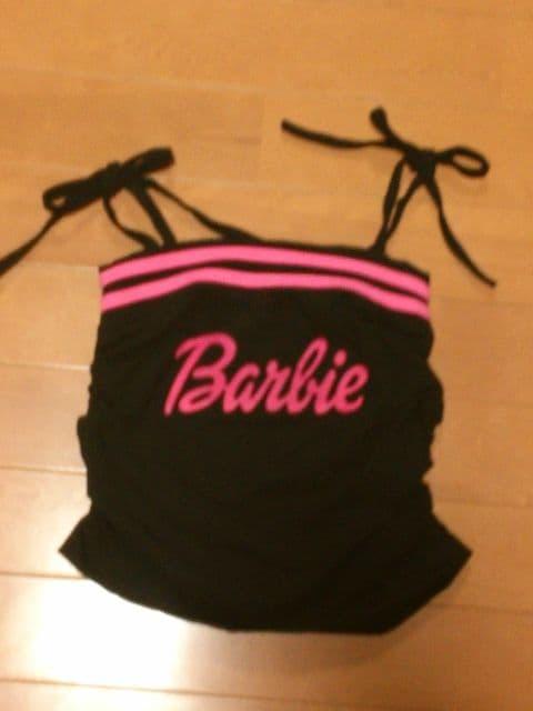 *Barbie *キャミベアトップ*超カワ*  < キッズ/ベビーの