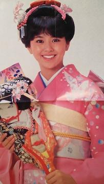 小泉今日子&田原俊彦【近代映画1983年全身超特大ポスター】