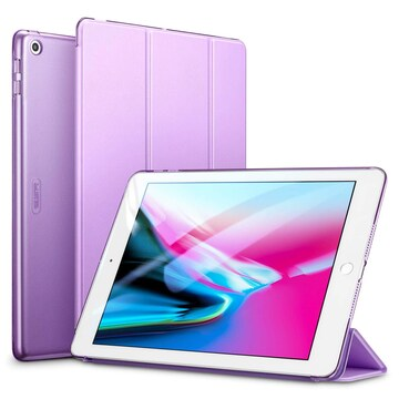 iPad 9.7 2018/2017 ケースパープル